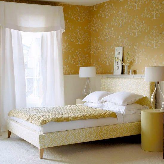 Senf Schlafzimmer Wohnideen Living Ideas Schlafzimmerideen - wohnideen selbermachen schlafzimmer