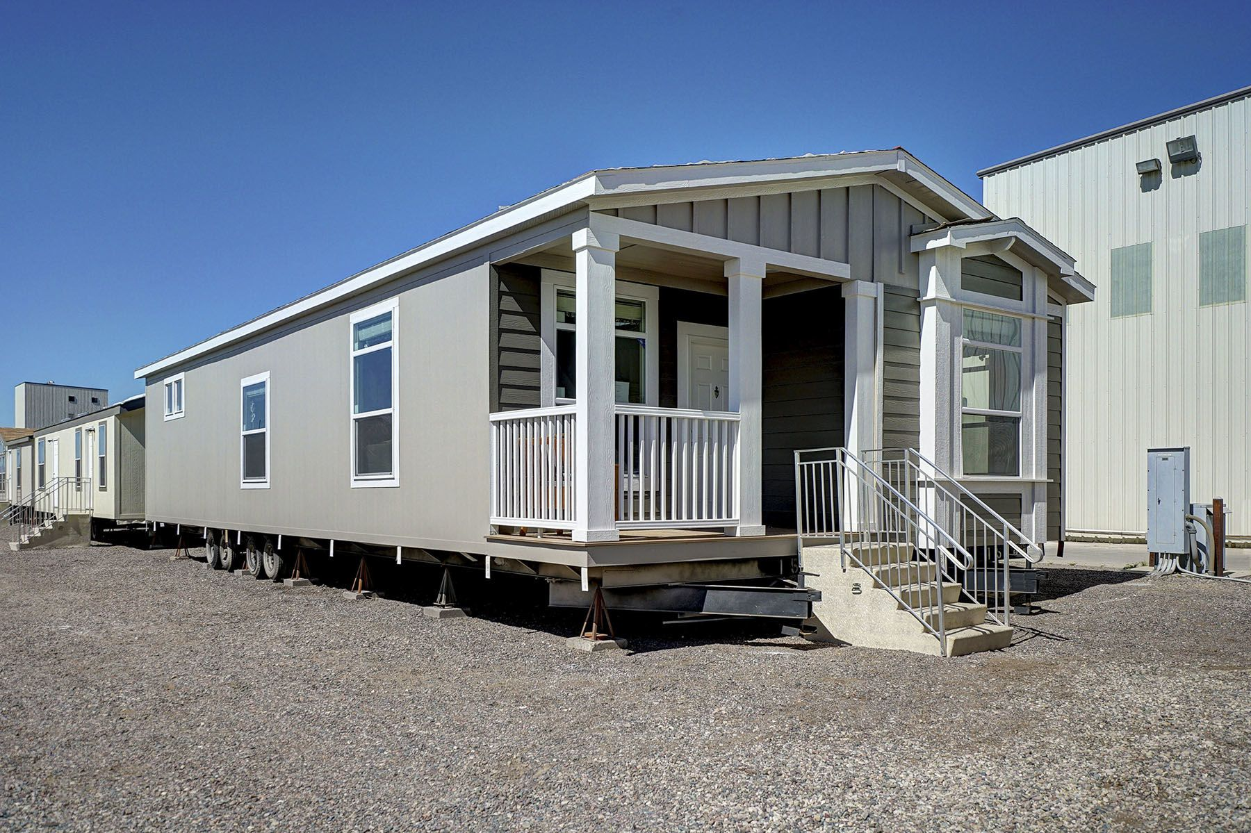 Boxwood (With images) Small modular homes, Mobile home