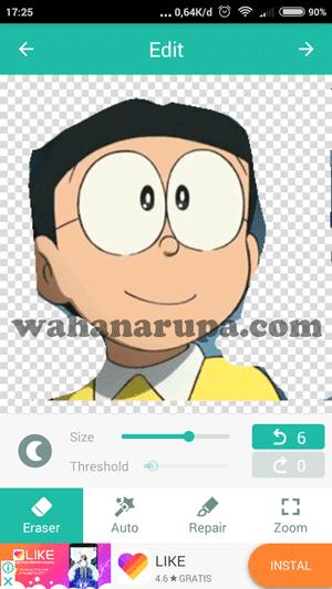 Menakjubkan 20 Gambar Keren Buat Stiker Wa Cara Buat Stiker Whatsapp Sendiri Biar Tambah Keren From Www Wahanarupa Com 13 S Di 2020 Stiker Kartun Lucu Anime Meme