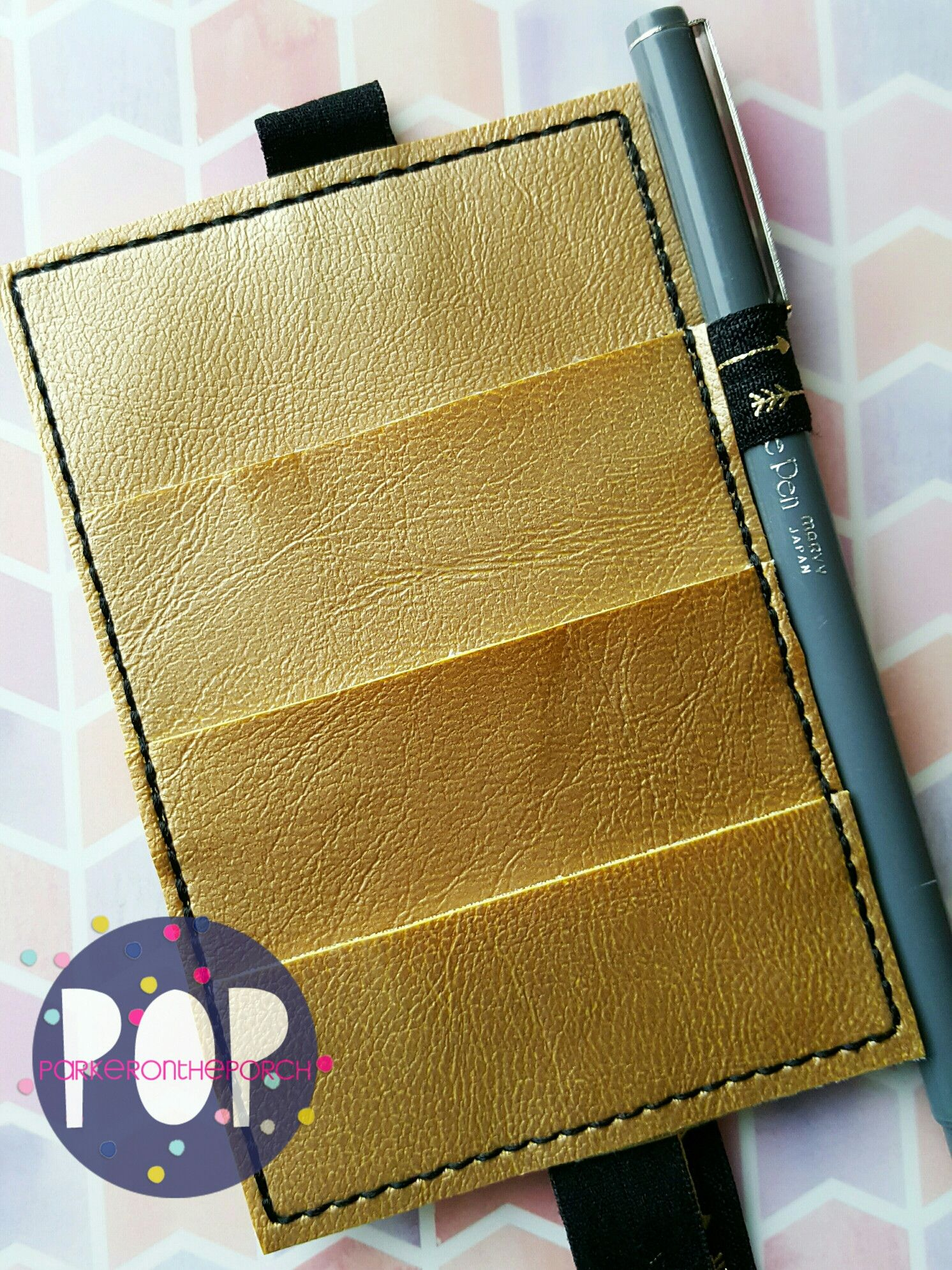 Digital Download - Clip Keeper Planner Band (5x7 ONLY) - Parker on the Porch