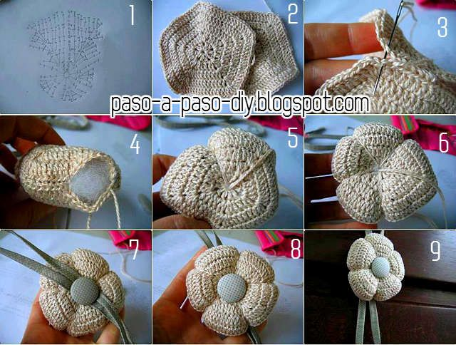 Qué se puede tejer con los sobrantes de hilados y lanas? La idea de ...