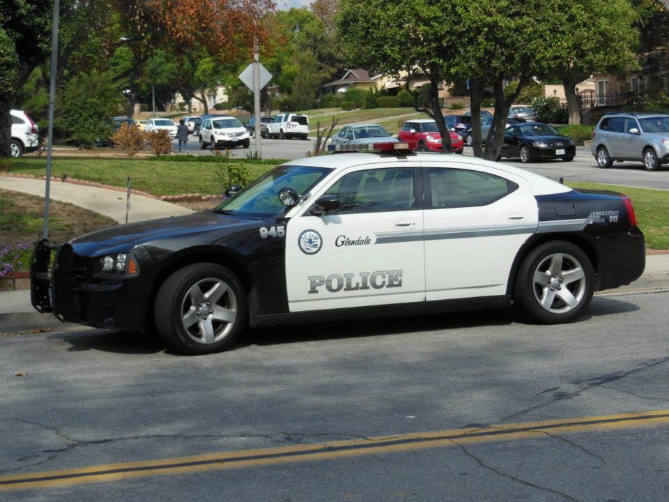 Glendale Ca Police Police Cars Emergency Vehicles Police