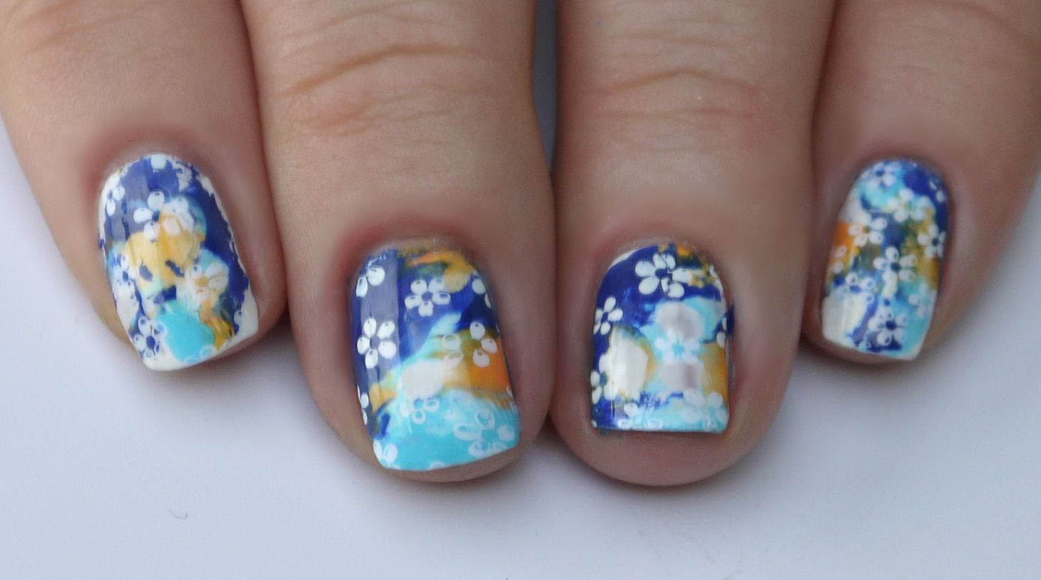 nail art by Fairy Nail Story | Beauty Nails Community Board ...