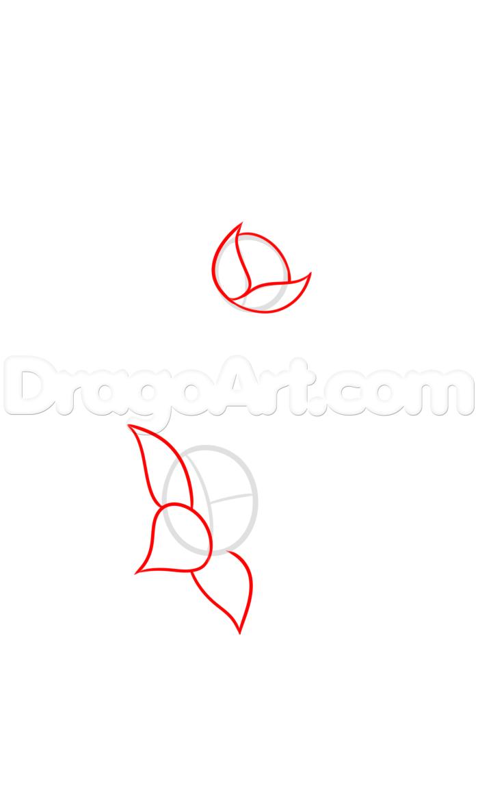 How to draw a lotus flower tattoo step 2 drawing art pinterest how to draw a lotus flower tattoo step 2 izmirmasajfo