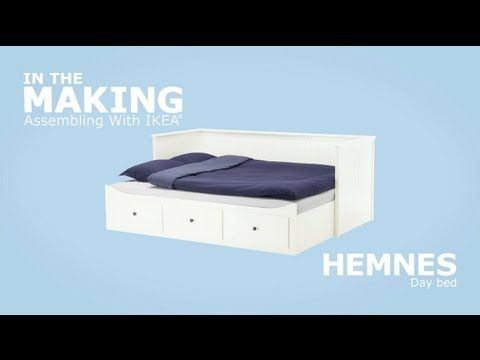 Ikea Hemnes Daybed Assembly Instructions Hemnes Ikea Bedroom