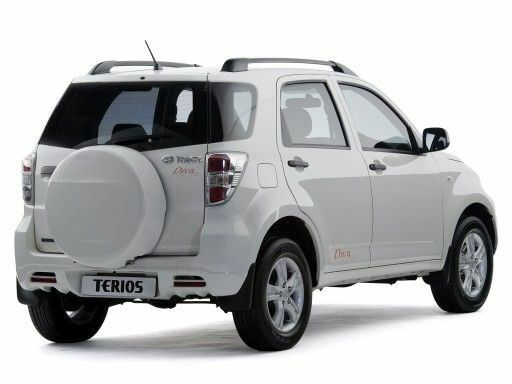 Diva Terios Daihatsu Terios Daihatsu Sport Cars