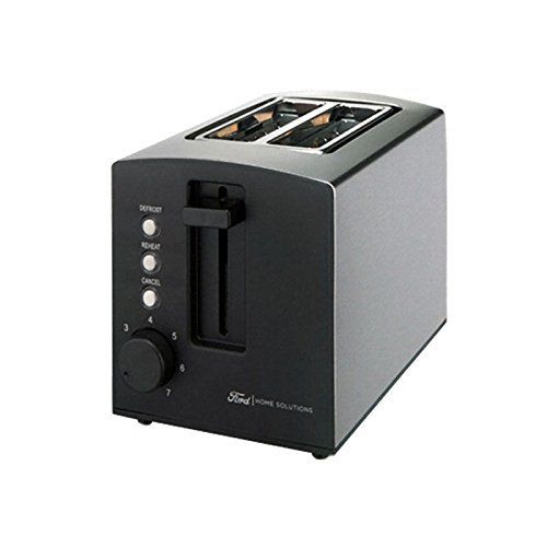 Ford Electric Toaster F1100 800w Cancel Button Cord Storage