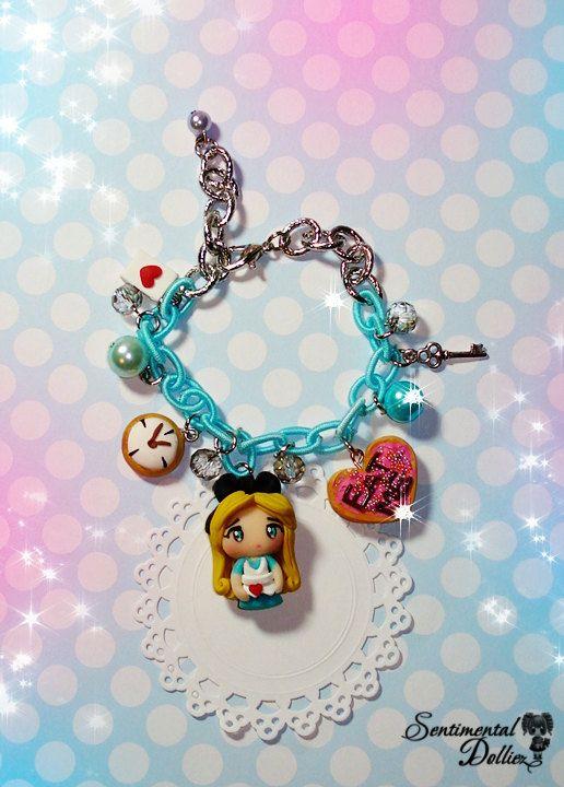 Alice in Wonderland  Alice in Wonderland by SentimentalDollieZ, $36.00
