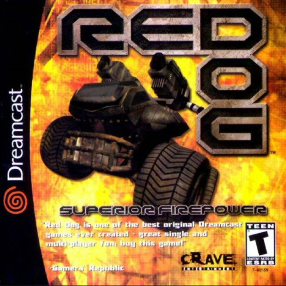 Red Dog: Superior Firepower Dreamcast ISO Free Download