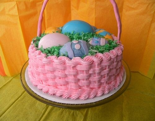 Easter cakes chocolate easter eggs easter baskets and easter easter cakes negle Images