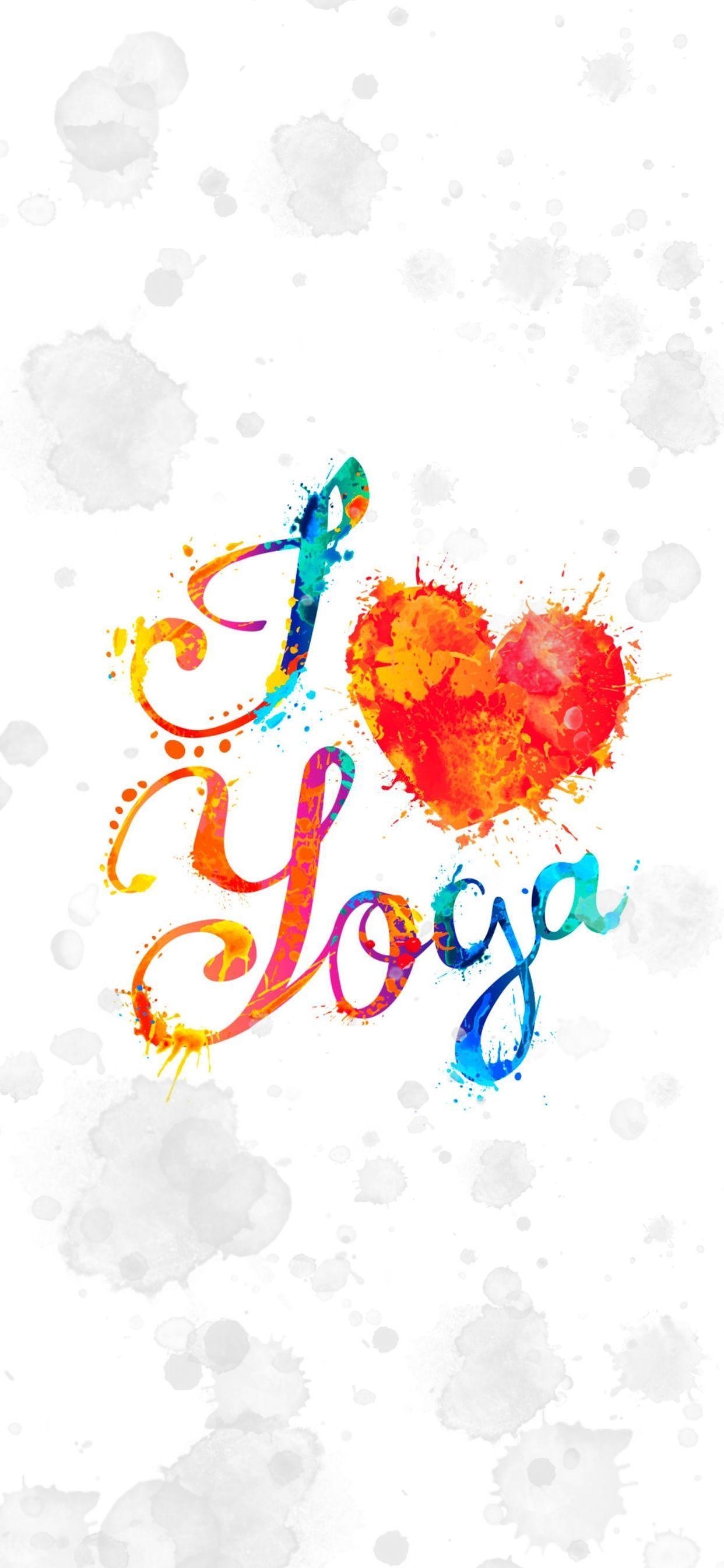 Most Beautiful Mobile Watercolor Yoga Art Wallpaper Top Quality Watercolor Yoga Art Designs Yogaart Watercolo In 2020 Art Wallpaper Yoga Art Iphone Wallpaper Yoga