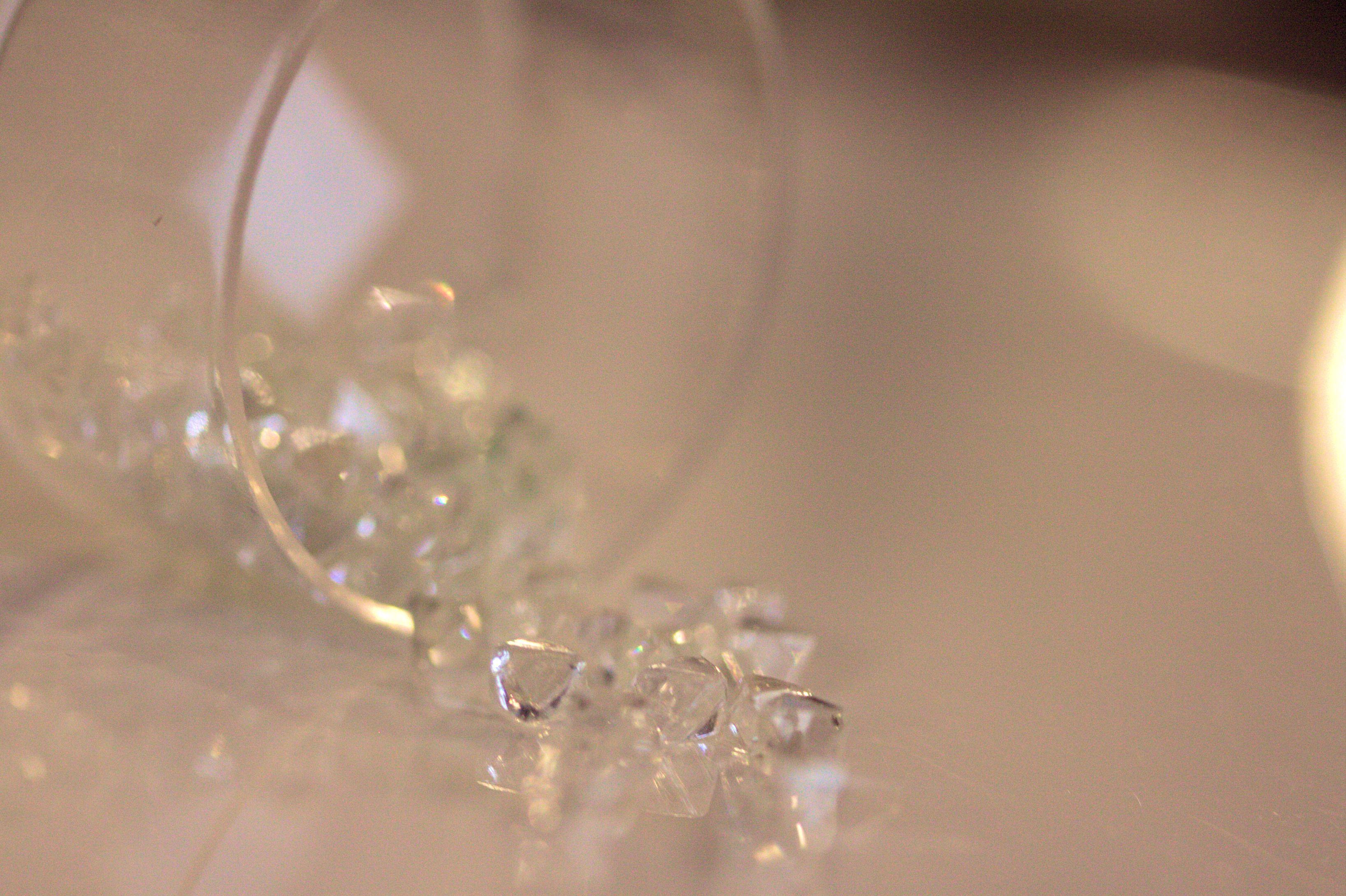 Natural uncut diamonds perfectly shaped Rough diamond