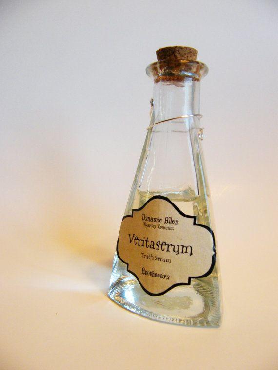 how to make veritaserum potion