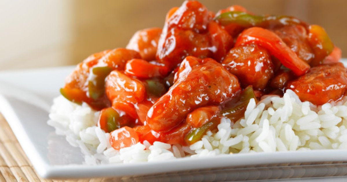 Interesting A List Of 14 Things You Ve Been Eating At Chinese