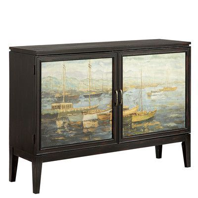 Breakwater Bay Machaisport 2 Door Accent Cabinet