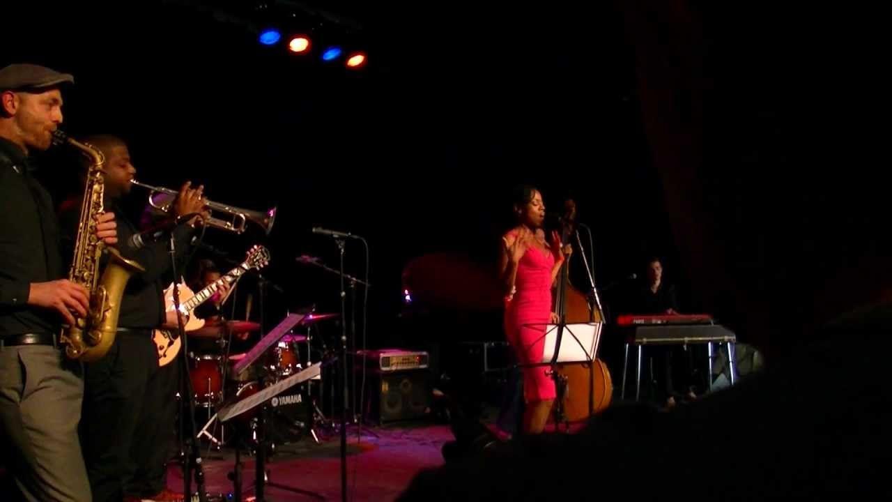 Sherry Dyanne - Lift my Blues @ Goois Jazz Festival 2012