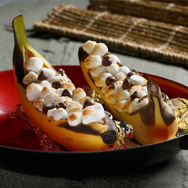 Banana Boat Recipe