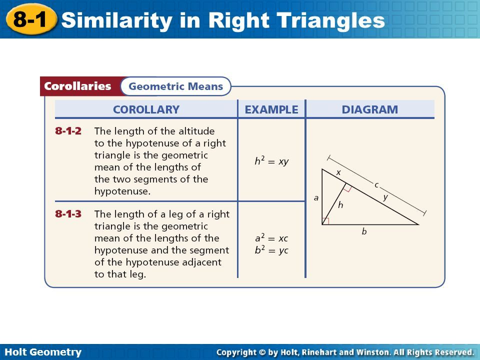 Image Result For Geometry Chapter 8 Objective 8 1 MATH