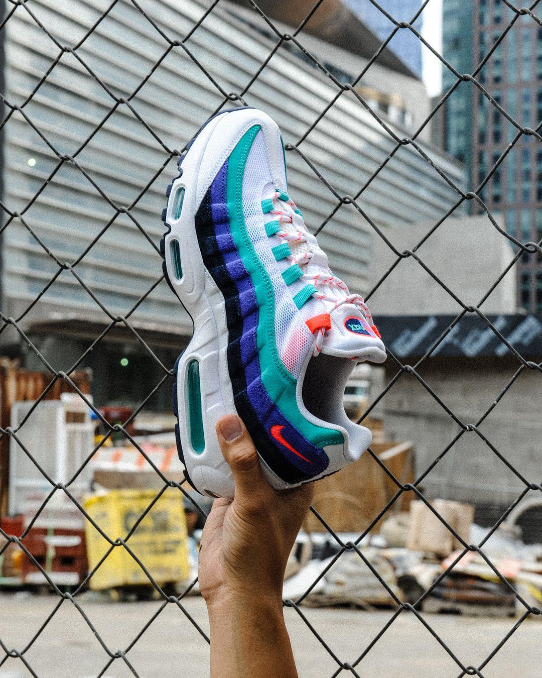 DiscoverYourAir Nike Air Max 95 Essential 'Origins