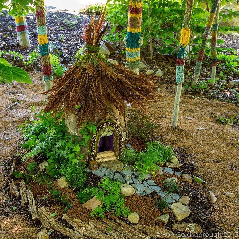 Fairy House of Highfield Hall   SALLEY MAVOR   fairy   Pinterest ...