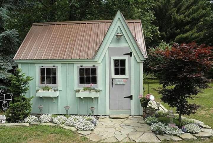 girly girls - Garden Sheds Eugene Oregon