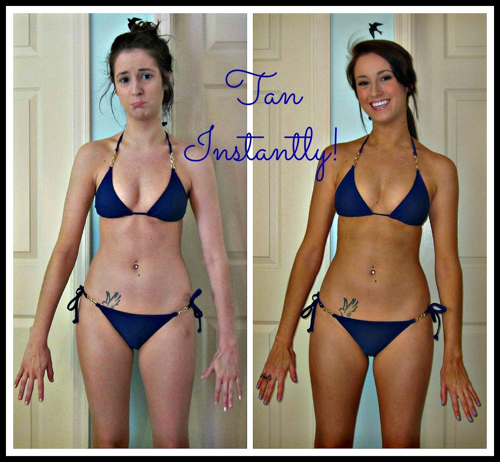 Tanning Tips Love Her Videos:)! / Love To Spray Tan I Had Melinoma And I  Donu0027t ...