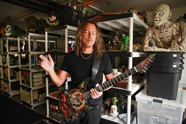 Kirk Hammett House Google Search