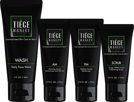 Tiege Hanley Uncomplicated Skin Care For Men Mens Skin Care Skin Care System Cheap Skin Care Products