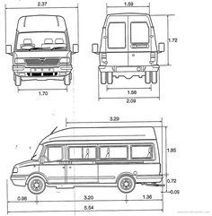 ldv 400 convoy specifications - Google Search | car design ...