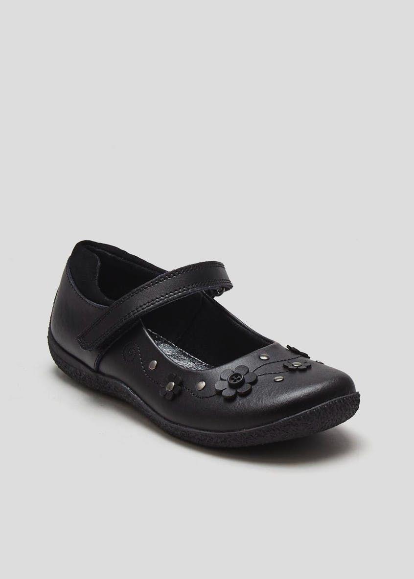 girls, School shoes