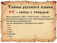 Gallery.ru / Фото #1 - Тайны русского языка - miLenchik ...