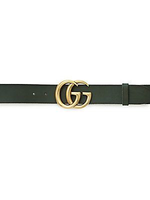 Gucci GG Adjustable Belt