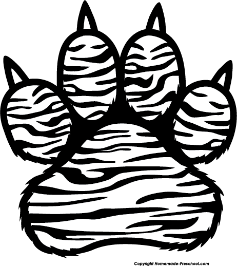 266fc85fb2a54a6a2d801a0a541fff33 Click To Save Image Tiger Print Black White Clipart 462 518 Png 462 518 Tiger Paw Print Pet Tiger Paw Print All png & cliparts images on nicepng are best quality. tiger paw print