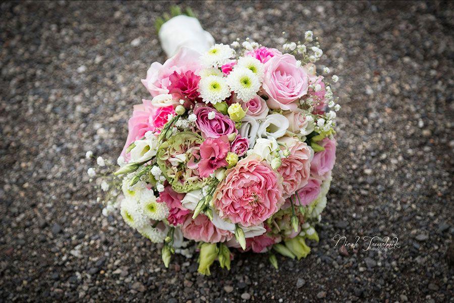 Wedding Bouquets Natur Hochzeitsstrauss Brautstrauss Rosa Zart