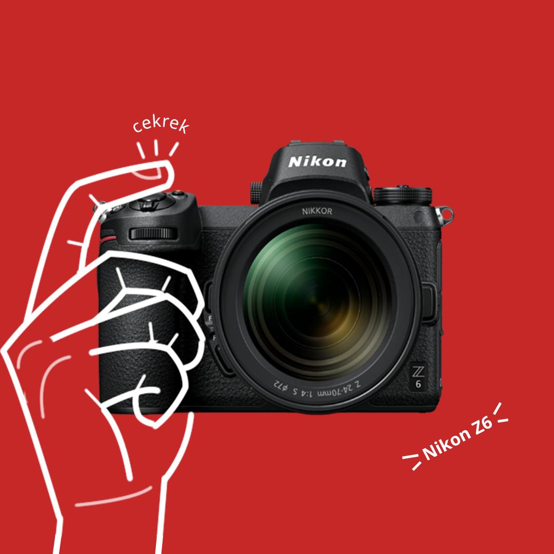 Nikon menawarkan sebuah mirrorless multifungsi dengan
