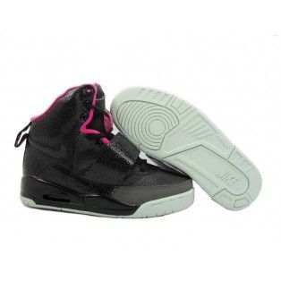 Cheap Discount Nike Air Yeezy 1 Black Red Online Woman Shoes and New Nike  Outlet Mens Shoes Hot for Sale