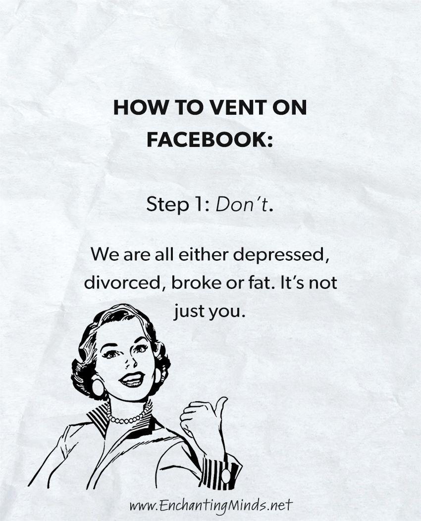 Facebook Relationship Drama Meme