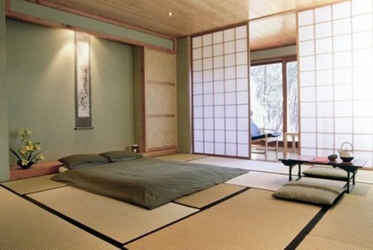 77 Modern But Simple Japanese Styled Bedroom Design Ideas Lakas