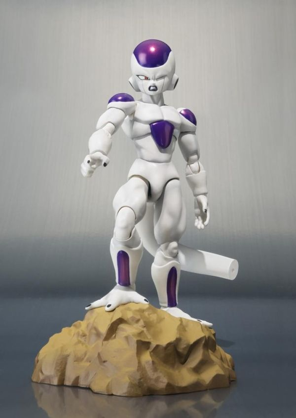 SHF S.H.Figuarts Anime DragonBall Z Final Form Frieza Action Figure New In Box