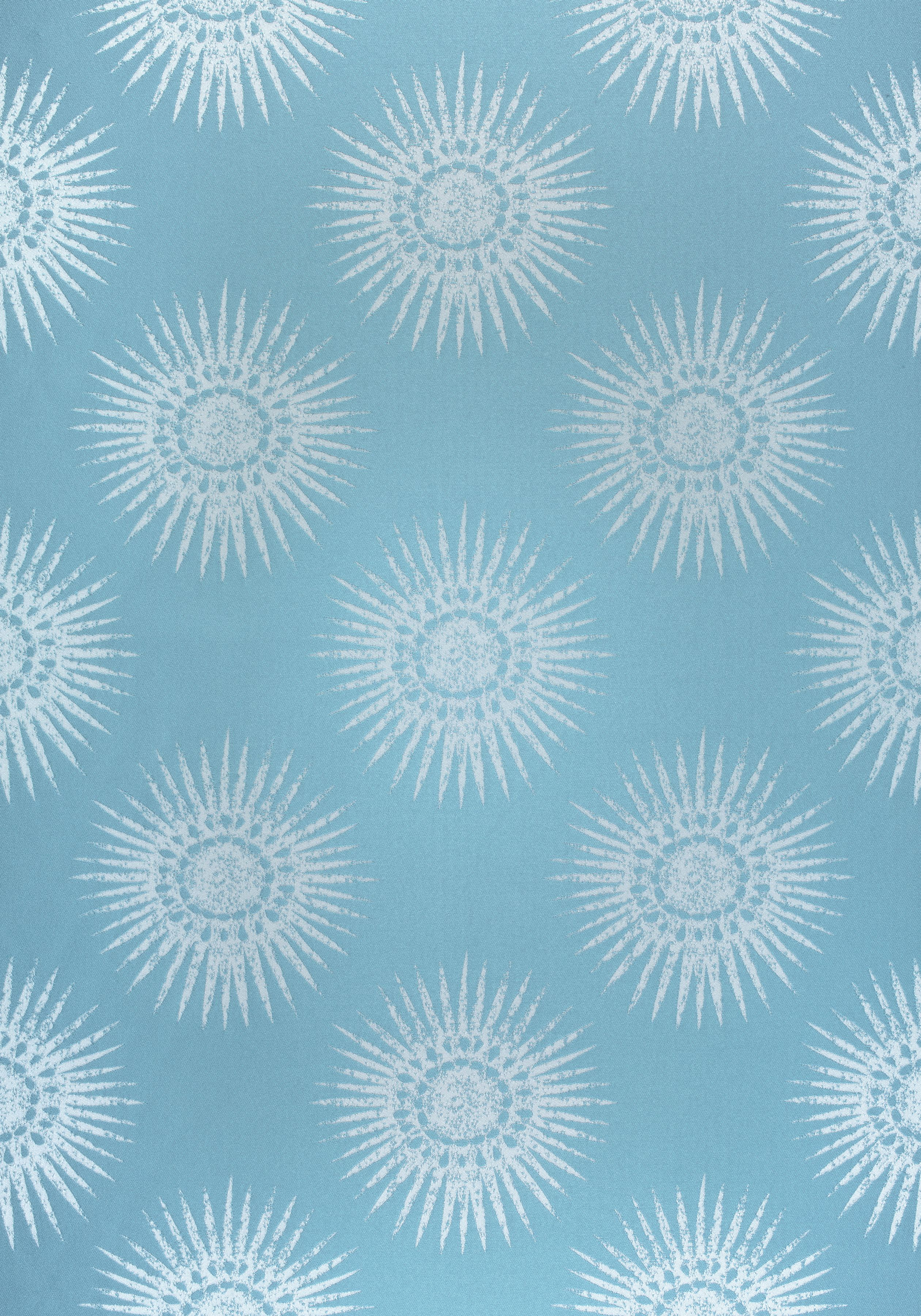 BAHIA WOVEN, Spa Blue, W80778, Collection Solstice from Thibaut