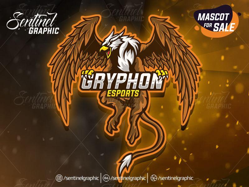 Gryphon Logo Esport In 2020