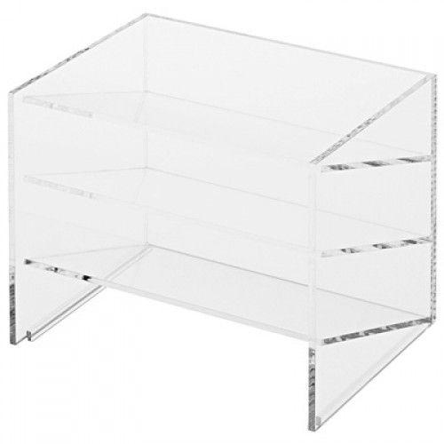 Acrylic Rack L Acrylic Storage Muji Online Store Storage