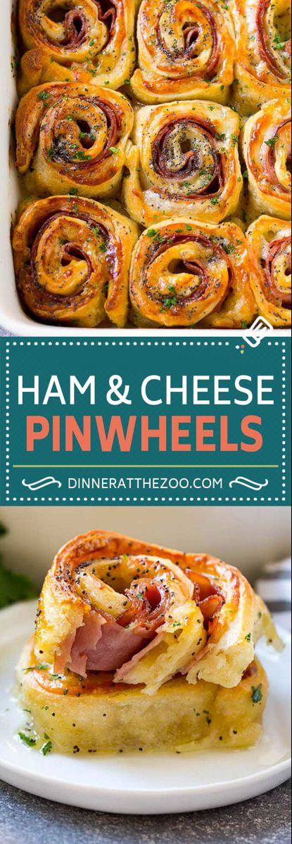 Ham and Swiss Cheese Sliders (With images) Food, Can