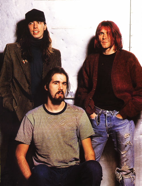 Nirvana - one of the best grunge bands | Music in 2019