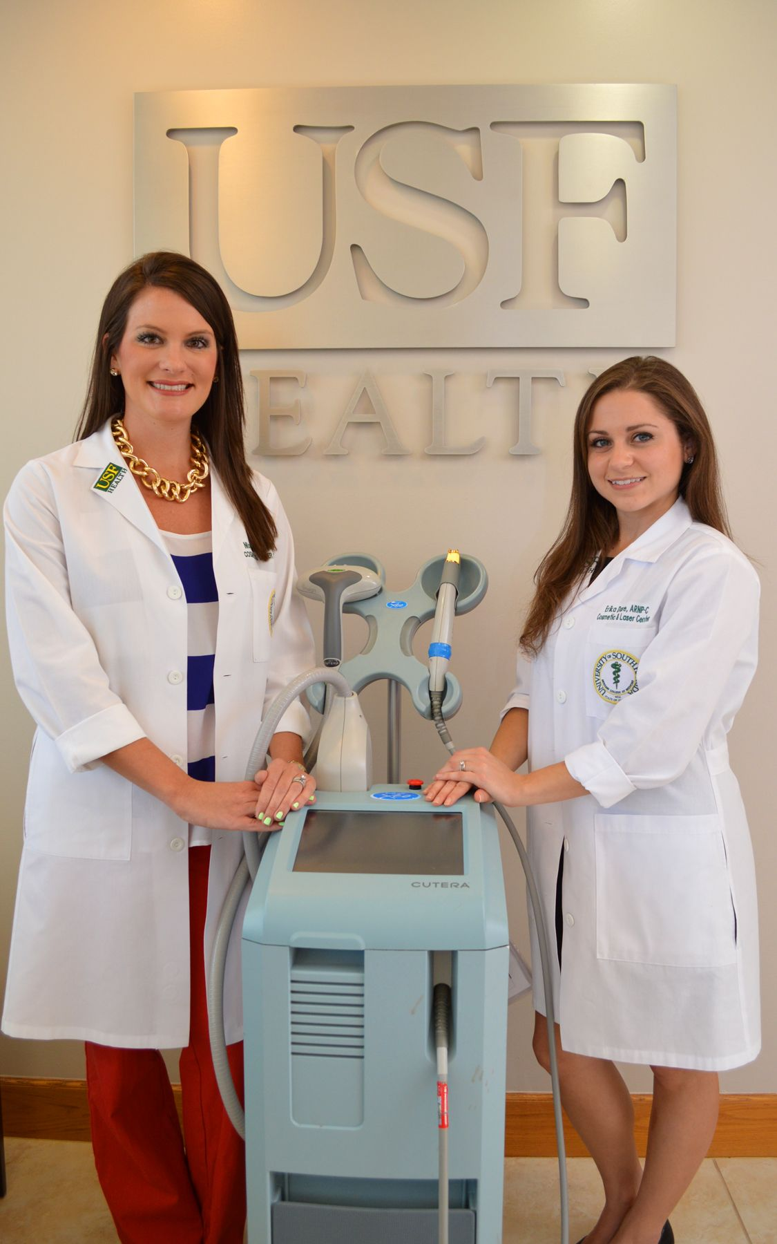 USF Health Cosmetic and Laser Center Cosmetic Practitioners