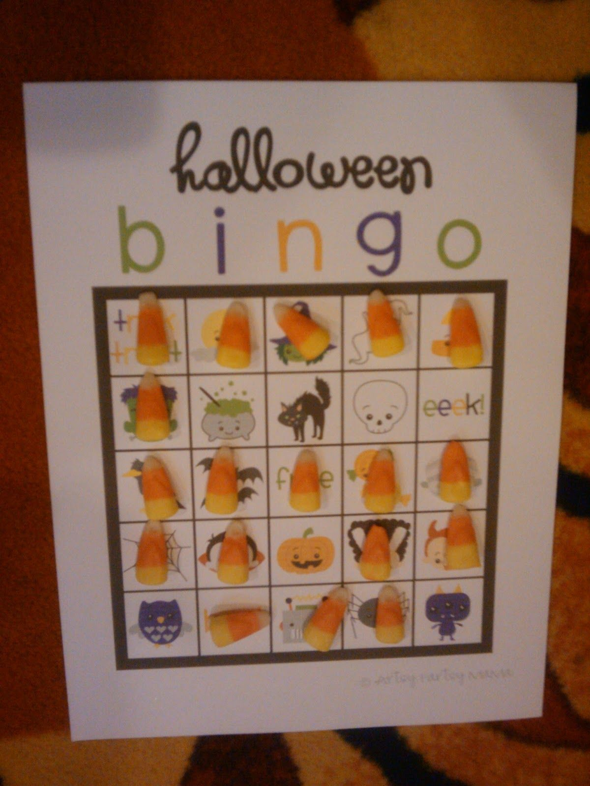 Kindergarten Halloween Party Halloween Craft Ideas Grade