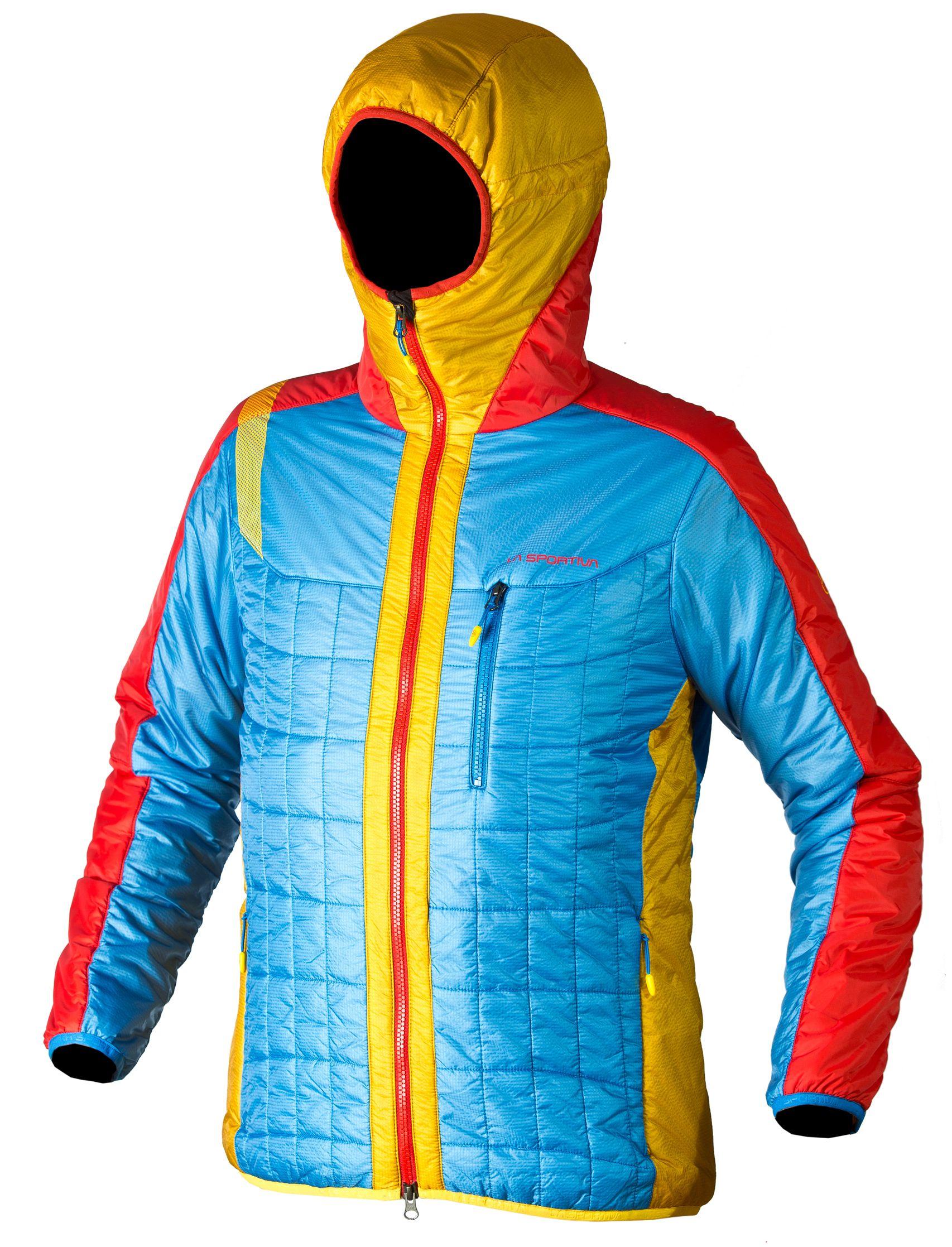 Sea Blue Nugget M La Sportiva Spire Jacket