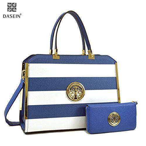 4f97a8e5268 Bag · Dasein Womens Structured Designer Satchel Handbag Work Bag Shoulder  Bag With Matching Wallet ...