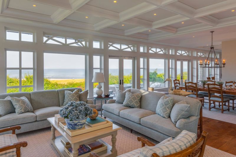 North By Northeast A Classic Cape Cod Beach House For Sale Hooked On Houses Beach House Furniture Beach Houses For Sale Beach House Decor