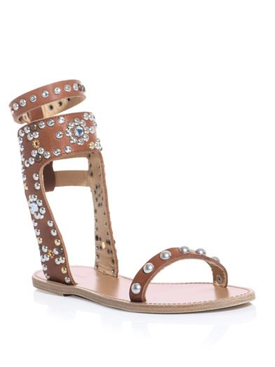 ccdeecb03a2 The Ugly-Pretty Sandal  Ten Takes on Summer s Must-Have Shoe Isabel Marant  Caroll Elvis sandal